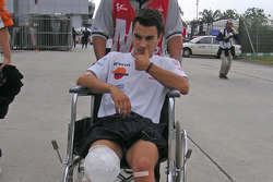 A bad day for Dani Pedrosa