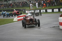 Alfa Romeo 8C 2300 Monza: William Ainscough