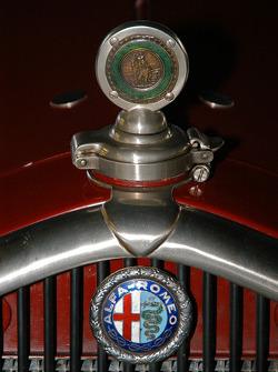 Alfa Romeo radiator