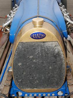 1928 Franziss Special radiator
