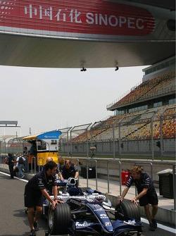 Auto de Nico Rosberg