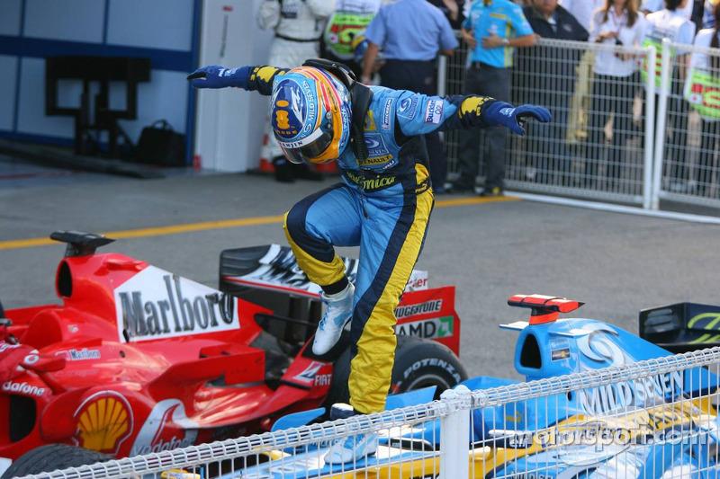 2006: Fernando Alonso, Renault