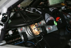 Instrument panel of the DEI Chevy