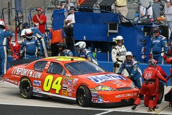 Pitstop for Eric McClure