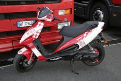 Dimanche, pré-course Superbike