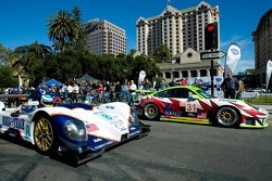 ALMS cars on the grid