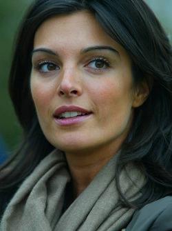 Golf tournament: Karen Minier girlfriend of David Coulthard