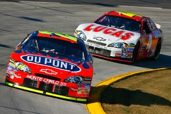Jeff Gordon and Ward Burton