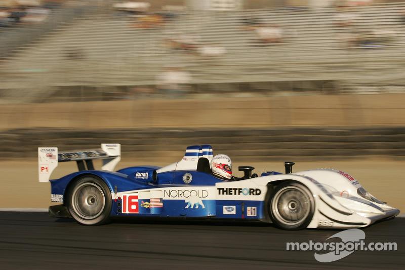 La Dyson Racing Team Lola B06/10 AER n°16 : James Weaver, Chris Dyson