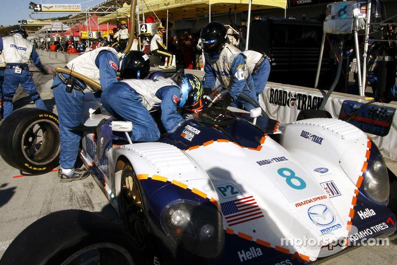 La van der Steur Racing Radical SR 9 AER n°19 : Gunnar van der Steur, Ben Devlin, Adam Pecorari
