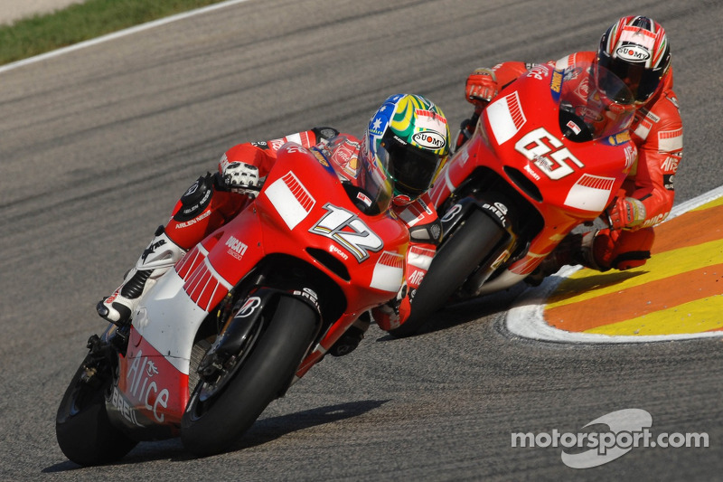 Troy Bayliss - Valencia 2006