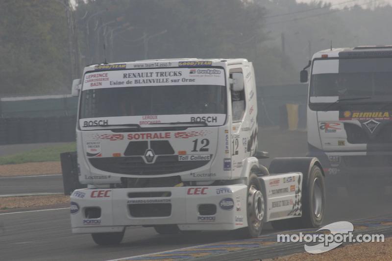Vincent Crozier Renault n°12 : Vincent Crozier