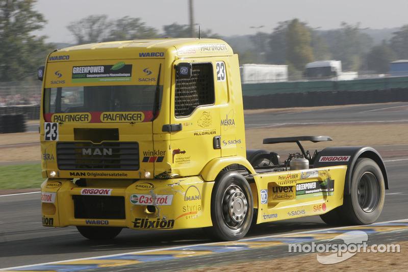 Truck Race Team Allgaeuer Man n°23 : Markus Altenstrasser