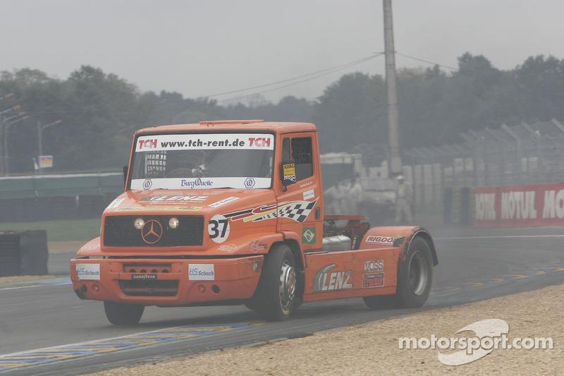 Sascha Lenz Mercedes Benz n°37 : Sascha Lenz