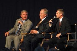 Terry Labonte, Rick Hendrick and Bobby Labonte