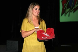 Auction of Terry Labonte's driving shoes