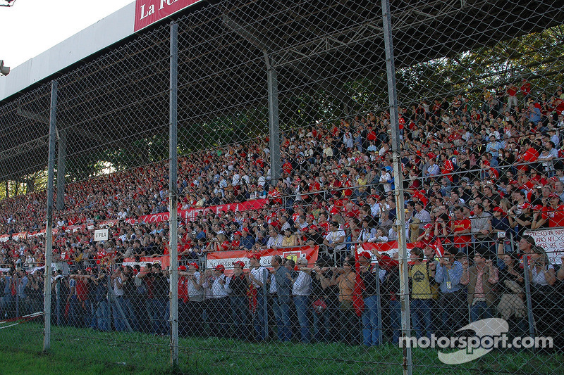 Monza Taraftarlar