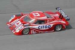 #11 SAMAX Motorsport Pontiac Riley: Milka Duno, Patrick Carpentier