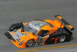 #60 Michael Shank Racing Lexus Riley: Mark Patterson, Oswaldo Negri, Bill Lester
