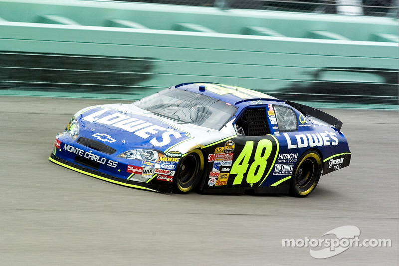 Jimmie Johnson 39 S 2015 Scheme Takes The 48 Back