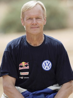 Volkswagen Motorsport presentation: Ari Vartanen