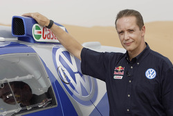 Volkswagen Motorsport presentation: Eduard Weisl