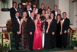 NASCAR's 2006 champions and their guests get ready for the NASCAR NEXTEL Cup Series Awards Ceremony
