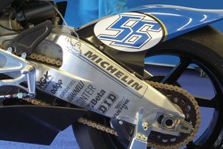 Detail of the Konica Minolta Honda