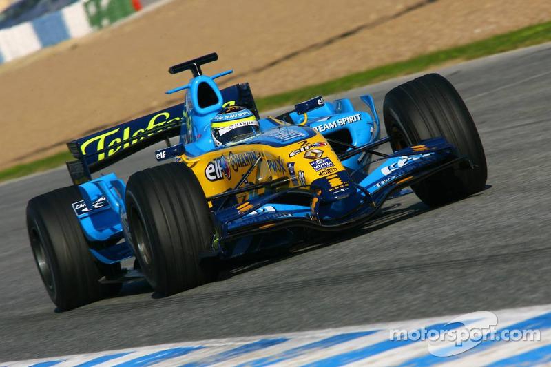 13: Giancarlo Fisichella: 154 grandes premios (el 67,25% de los disputados)