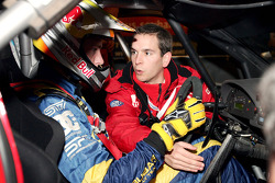Travis Pastrana and Daniel Sordo