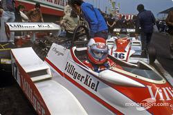 Clay Regazzoni e Hans Stuck