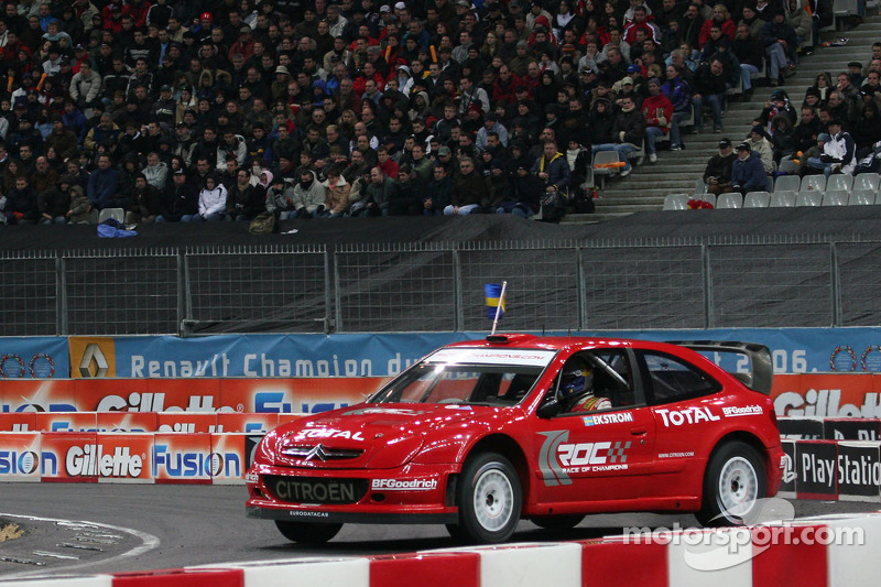 Superfinal 1: Mattias Ekström