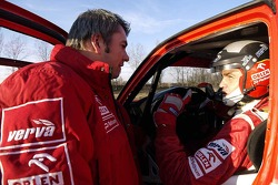 Orlen Team: Krzysztof Holowczyc and Jean-Marc Fortin