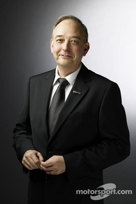 John Howett, Président
