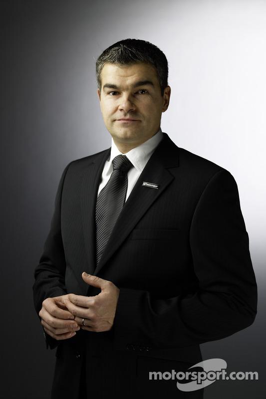 Dieter Gass, Chefingenieur