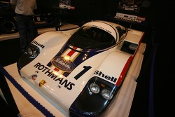 75 Years of Le Mans display: Porsche 959