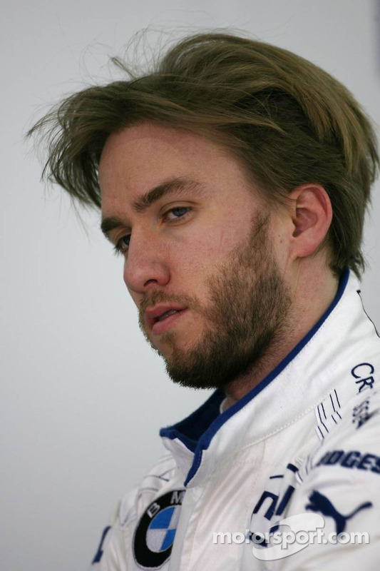 Nick Heidfeld, BMW Sauber, F1.07