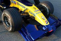 Renault F1 R27 detail