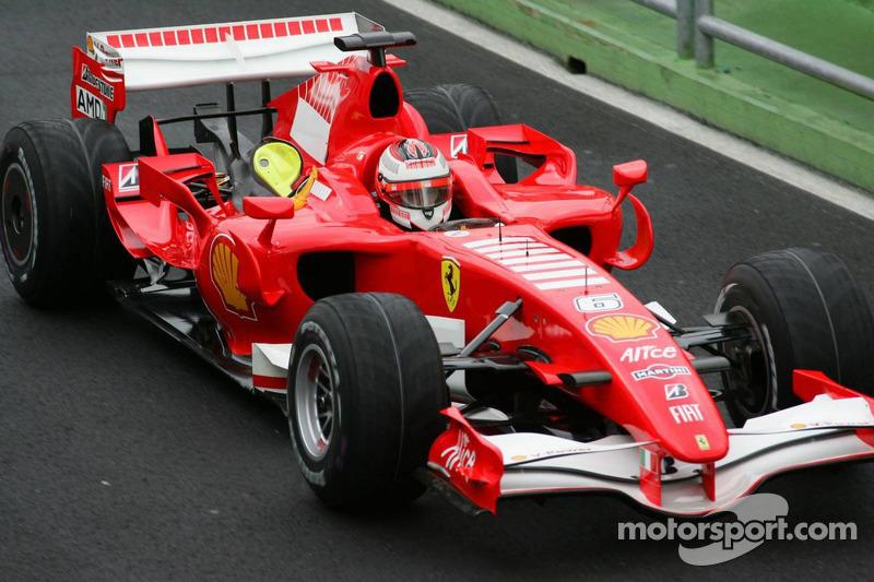 Kimi Raikkonen (2007)