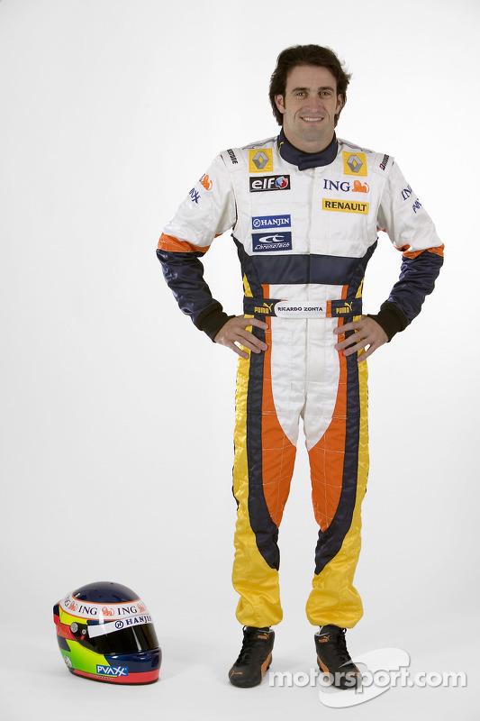 Riccardo Zonta, Renault