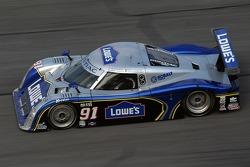 #91 Lowes Riley-Matthews Motorsports Pontiac Riley: Jim Matthews, Marc Goossens, Jimmie Johnson, Ryan Hunter-Reay