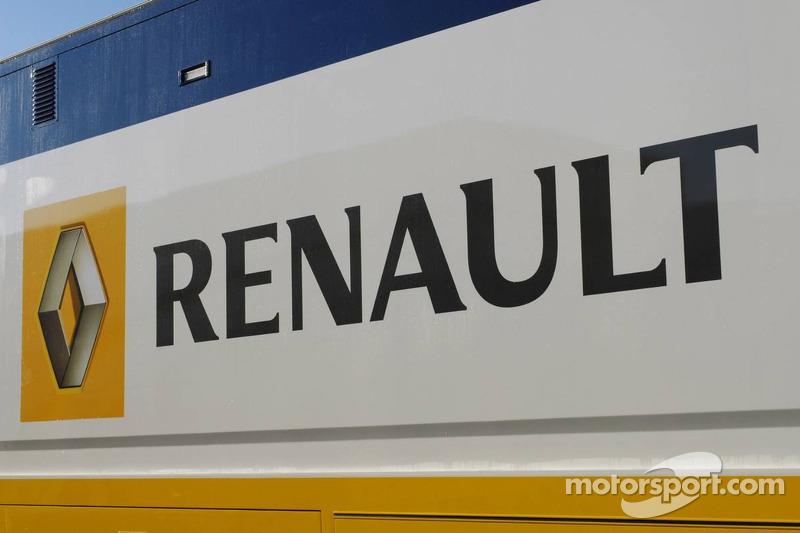 Logo de Renault F1 Team