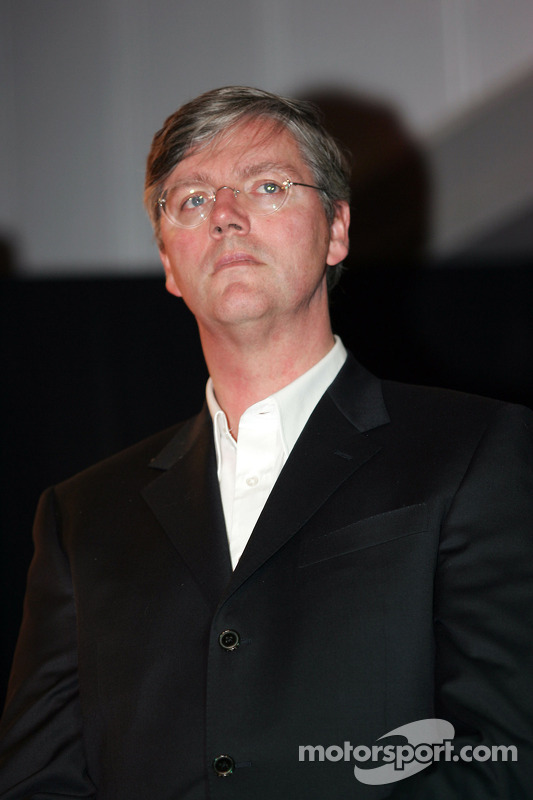 Spyker-Cars-Geschäftsführer Victor Mulller