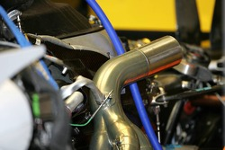 Renault engine and exhaust