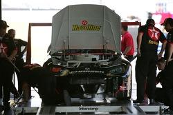 Texaco-Havoline Dodge at tech inspection