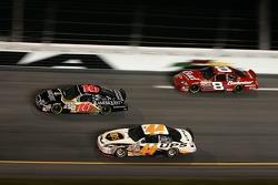 Greg Biffle, Dale Jarrett and Dale Earnhardt Jr.