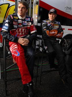 Matt Kenseth and David Ragan