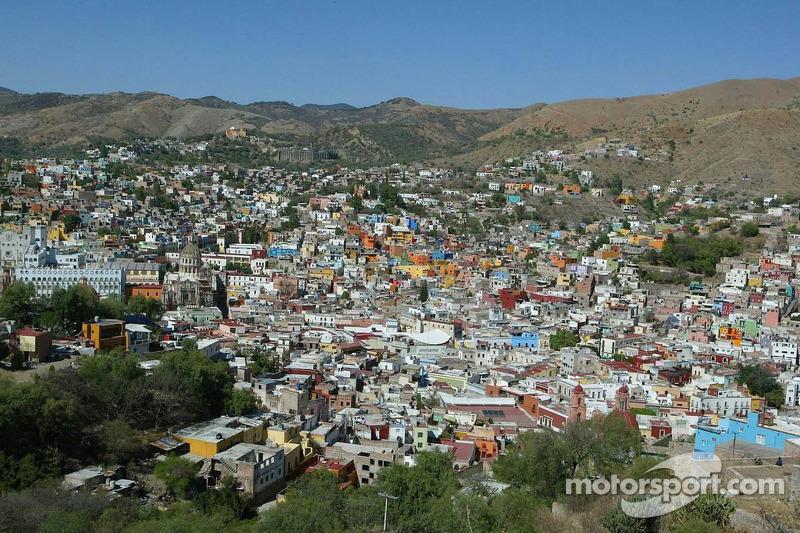 Atmosphère de Mexico
