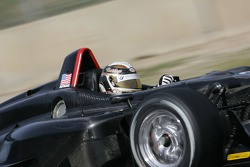 Alex Figge in the Pacific Coast Motorsports Panoz DP01
