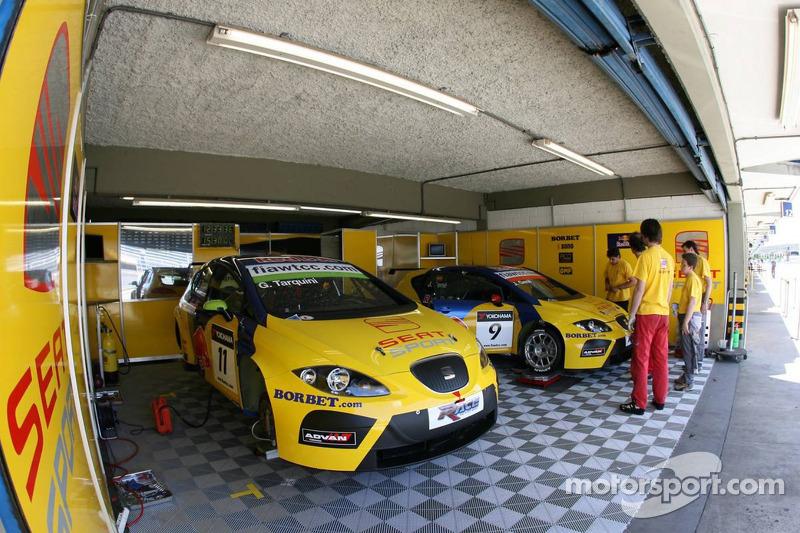 Garage SEAT Sport